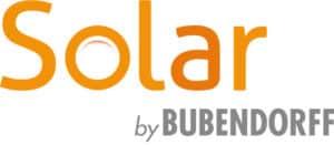 logo Bubendorff, rolety solarne, bubendorff, rolety z funkcją żaluzji