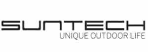 Suntech logo, pergola, zadaszenie tarasów